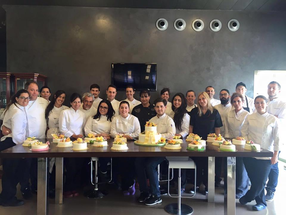 Participantes en la Master-Class Paco Torreblanca