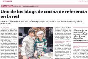 Entrevista AQUÍ en Elda