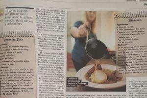 Reportaje diario Información